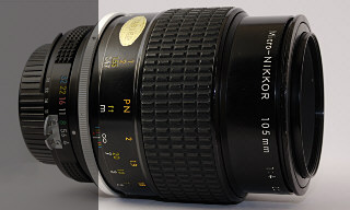 Nikon AI 105mm 4,0 Micro