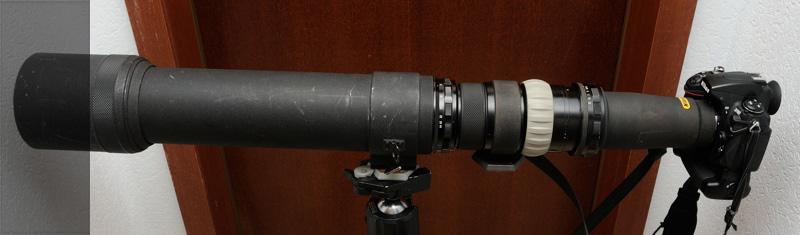 Nikon 1200mm 11,0