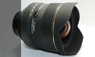 Sigma HSM 12-24mm 4,5-5,6