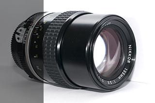 Nikon AI 135mm 3,5