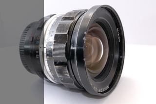 Nikon F 20mm 3,5 UD