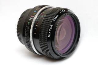 Nikon K/AI 28mm 3,5