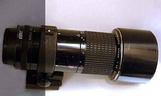 Nikon 300mm 4,5 ED-IF
