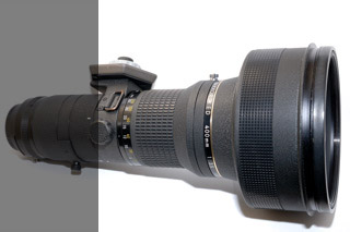 Nikon AI-S 400mm 3,5