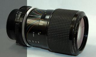 Nikon AI-S 43-86mm 3,5