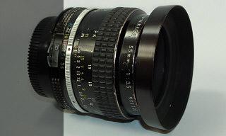 Nikon AI 55mm 3,5 Micro Nikkor