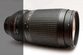 Nikon AF-S IF-ED VR 70-300mm 4,0-5,6