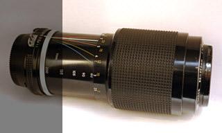 Nikon AI 80-200mm 4,0