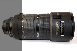 Nikon AF-D 80-200mm 2,8 ED