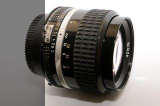 Nikon AI-S 85mm 2,0