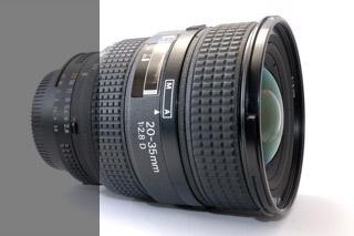 Nikon Af-D 20-35mm 2,8