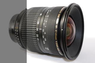 Tamron 17-35mm 2,8-4,0