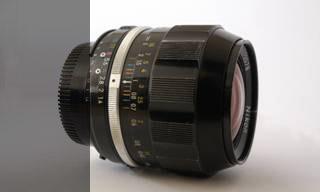 Nikon NC-Auto 35mm 1,4