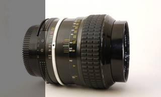 Nikon AI 105mm 2,5