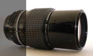 Nikon AI 200mm 4,0