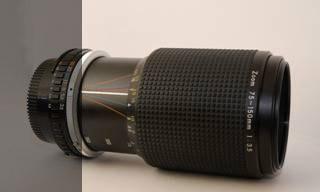 Nikon Serie E 75-150mm 3,5