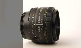 Nikon Af-D 50mm 1,8