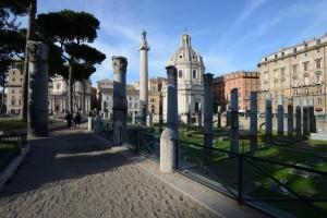 Rome, Trajan's Forum